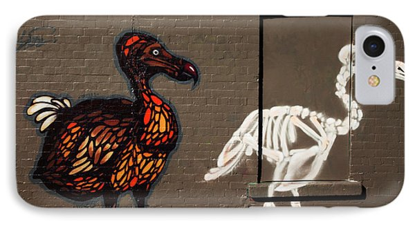 Artistic Graffiti On The U2 Wall IPhone Case