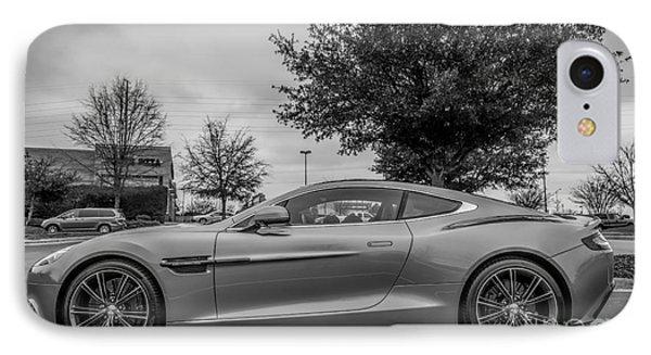 Aston Martin Vanquish V12 Coupe IPhone Case