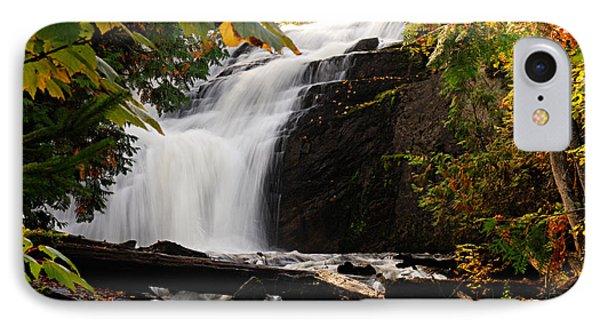 Autumn At Cattyman Falls IPhone Case