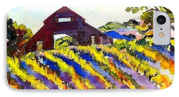 Barn In Sonoma IPhone Case
