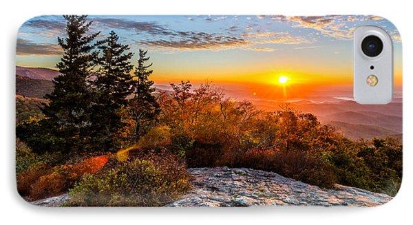 Beacon Heights Sunrise IPhone Case