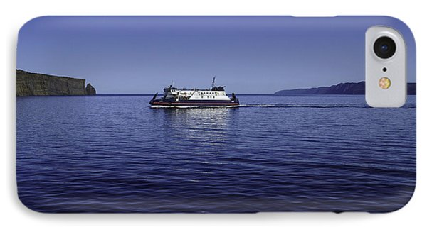Bell Island Ferry  IPhone Case