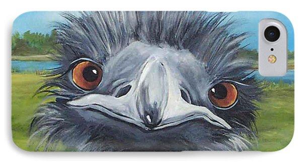 Big Bird - 2007 IPhone Case