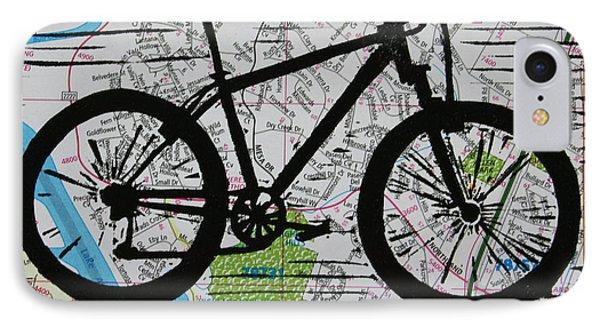 Bike 10 IPhone Case