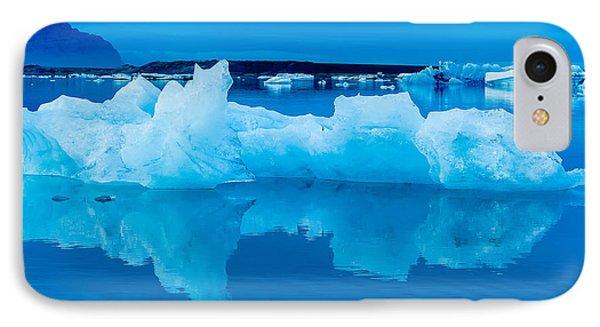 Blue Berg IPhone Case