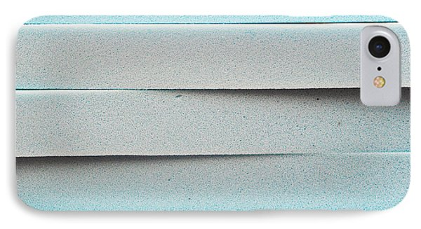Blue Foam IPhone Case