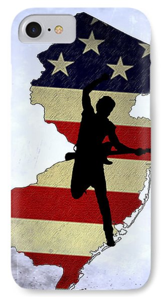 Born In New Jersey IPhone Case