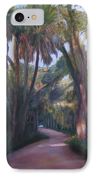 Bulow Creek Plantation IPhone Case