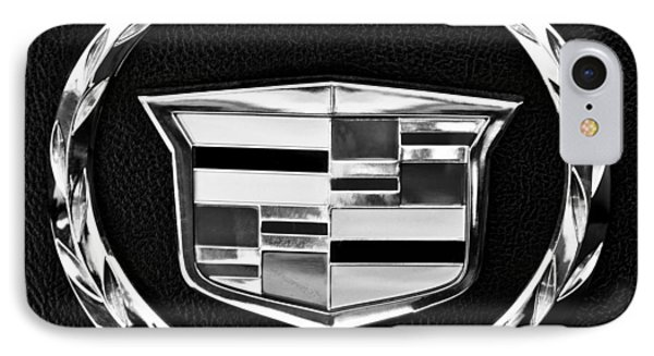 Cadillac Emblem IPhone Case