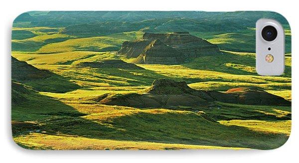 Canada, Saskatchewan, Grasslands IPhone Case