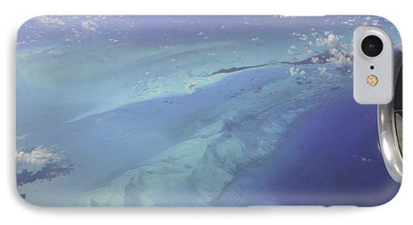 Caribbean Aerial 2 IPhone Case