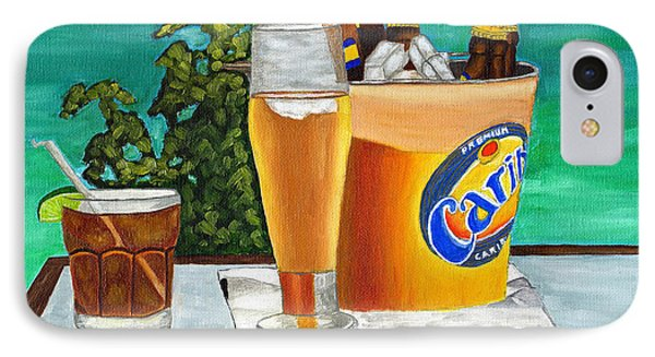 Caribbean Beer IPhone Case