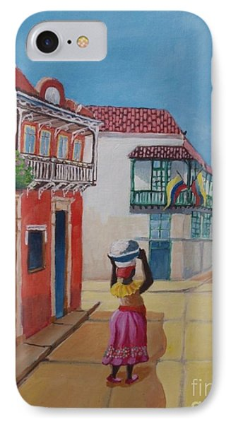 Cartagena Seller IPhone Case