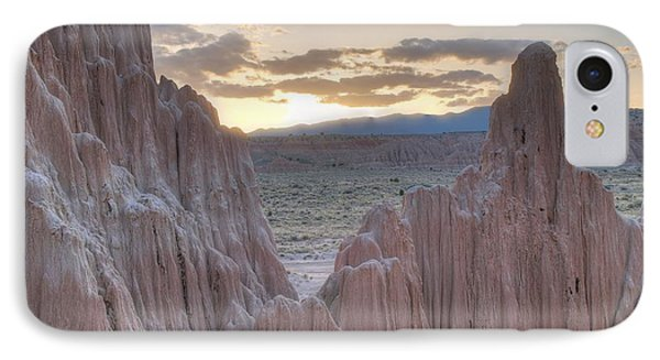 Cathedral Gorge IPhone Case