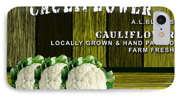 Cauliflower Farm IPhone Case