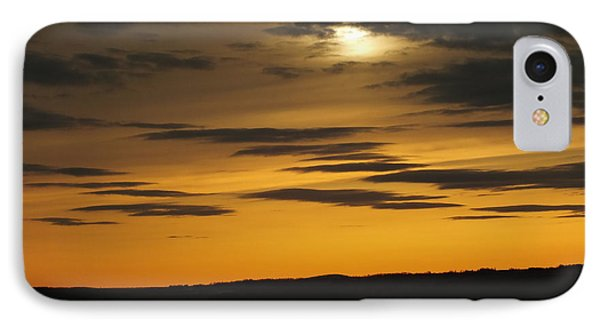 IPhone Case featuring the photograph Changing Sky by Gene Cyr