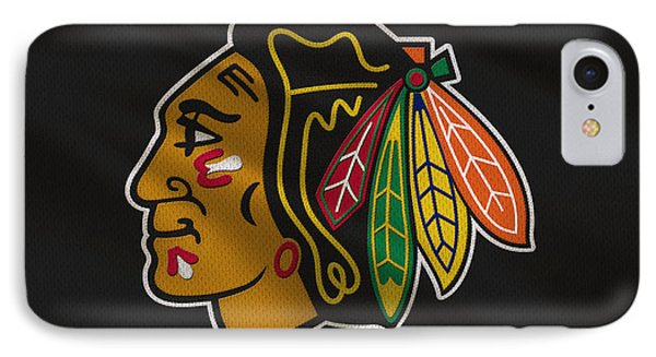 Chicago Blackhawks Uniform IPhone Case