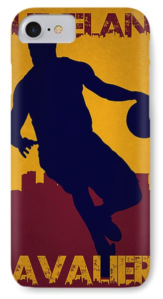 Cleveland Cavaliers Lebron James IPhone Case