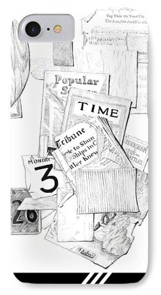 Collage #3 IPhone Case