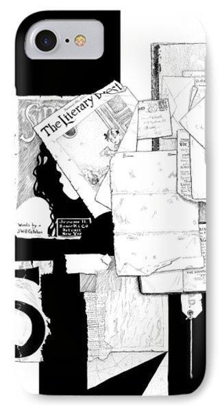 Collage #5 IPhone Case