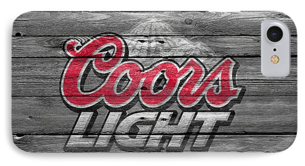 Coors Light IPhone 8 Case   Coors Light By Joe Hamilton