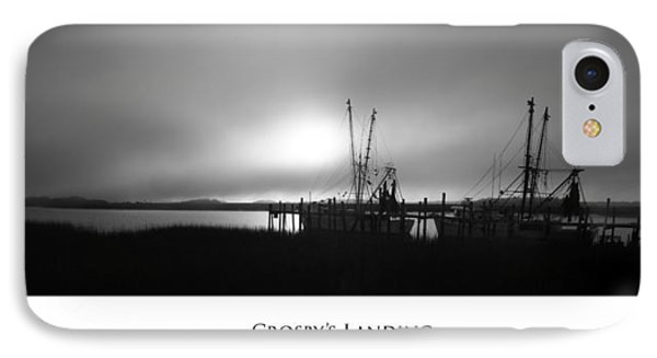 Crosby's Landing IPhone Case