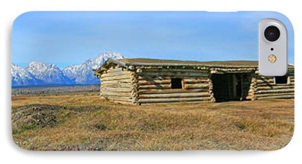 Cunningham Cabin IPhone Case