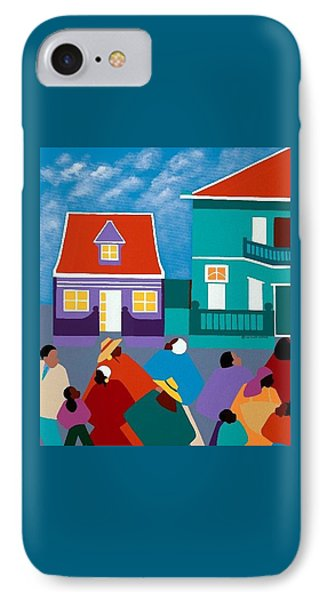 iPhone 8 Case - Curacao Dreams II by Synthia SAINT JAMES