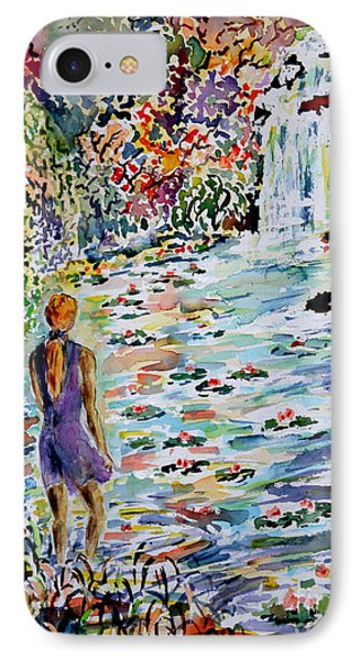 Daughter Of The River IPhone Case