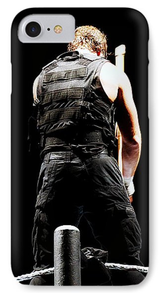 Dean Ambrose IPhone Case