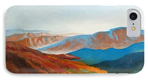 East Fall Blue Ridge Mountains 2 IPhone Case