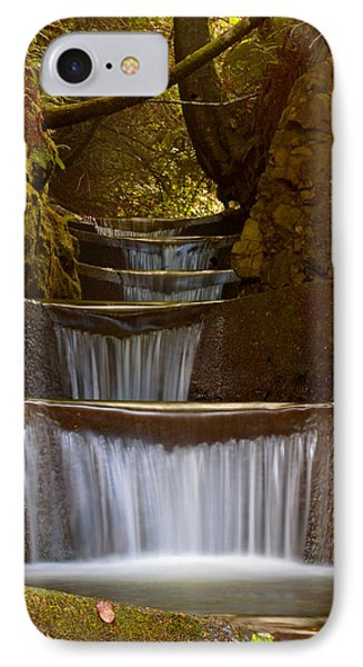 Endless Waterfall IPhone Case