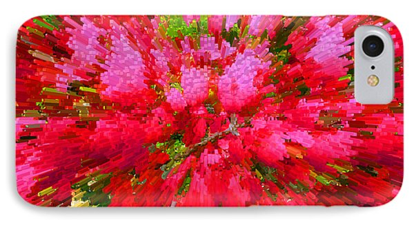 Explosion Of Spring IPhone Case