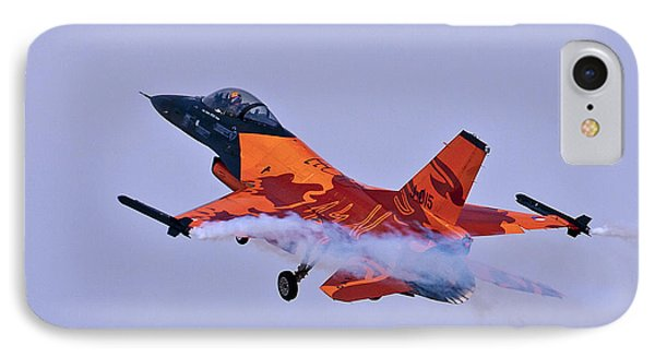 F-16am Fighting Falcon IPhone Case