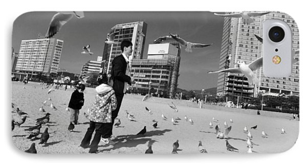 Feed The Birds IPhone Case