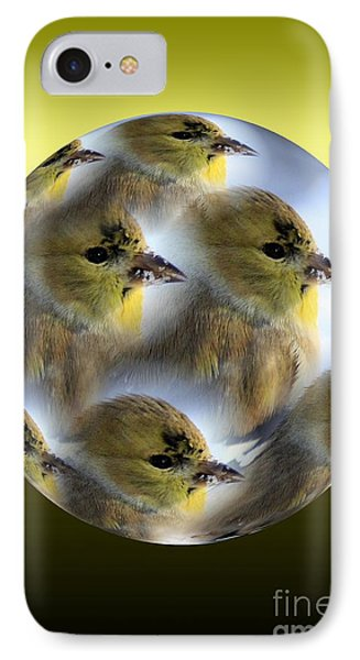Finches IPhone Case