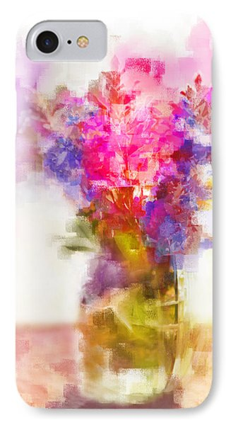 Floral Still Life IPhone Case