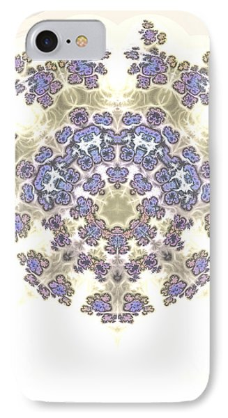 Fractal Kaleidoscope IPhone Case