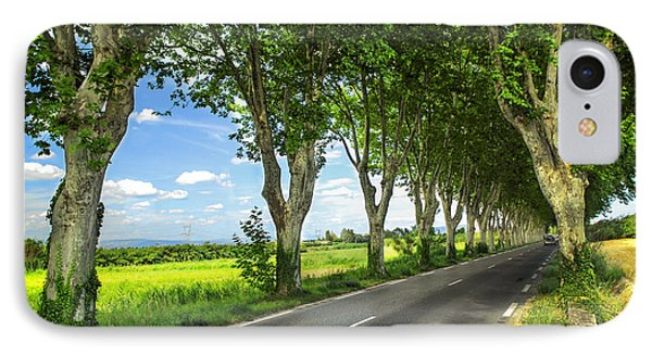 French Country Road IPhone Case
