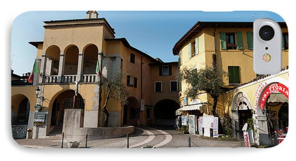 Gardone Alta, Lago Di Garda, Lombardia IPhone Case