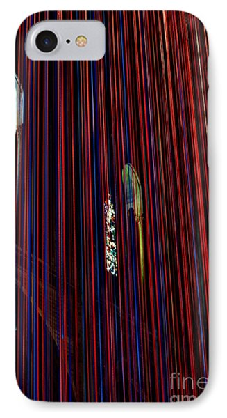 Grace Cathedral With Ribbons IPhone Case