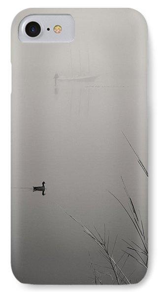 Harbor Fog No.2 IPhone Case