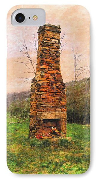 Hearth Without A Home IPhone Case