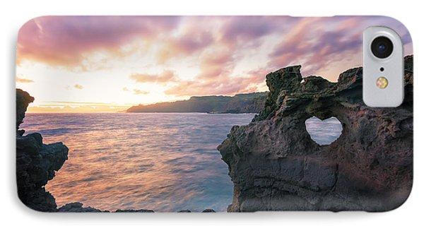 I Heart Maui IPhone Case