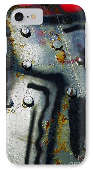 Industrial Detail IPhone Case