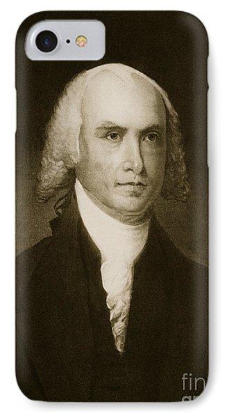 James Madison IPhone Case