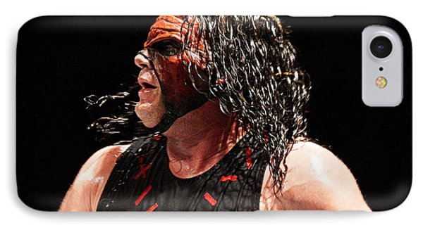 Kane The Wrestler IPhone Case