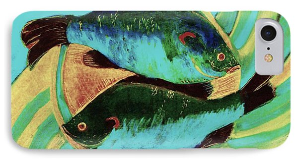 Lake Martin  Fish IPhone Case