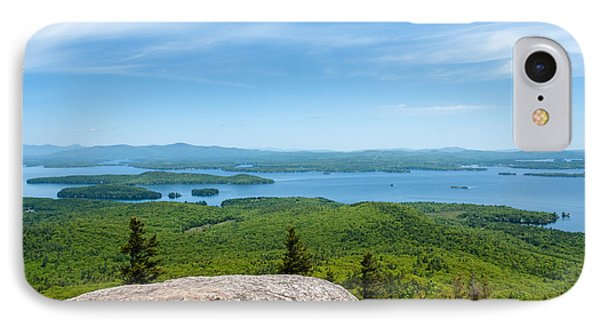 Lake Winnipesaukee IPhone Case