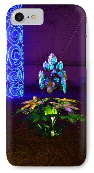 Lantern Flower IPhone Case